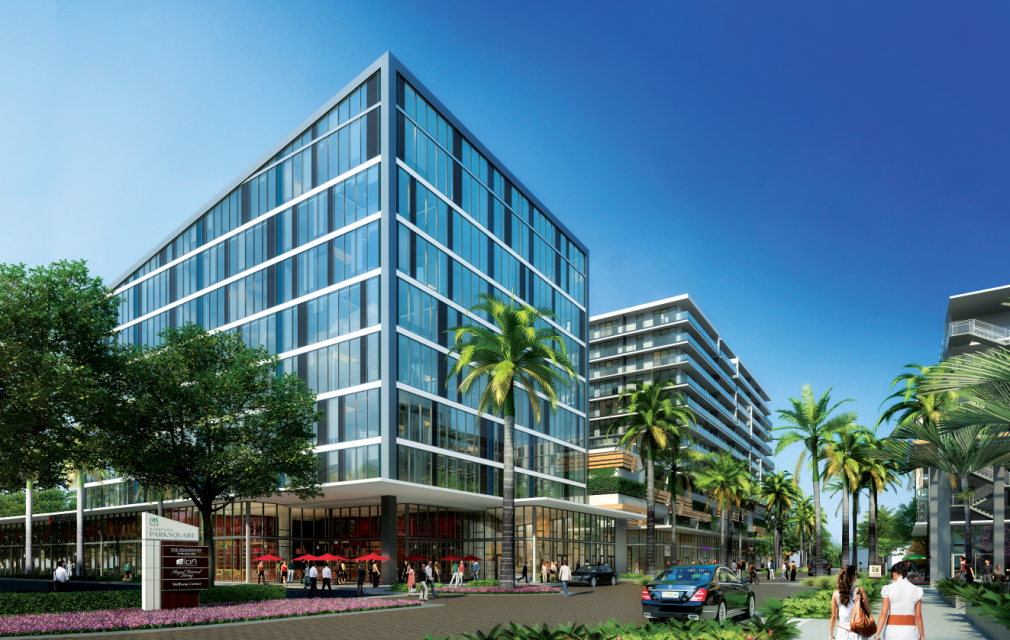Aventura ParkSquare Office Building