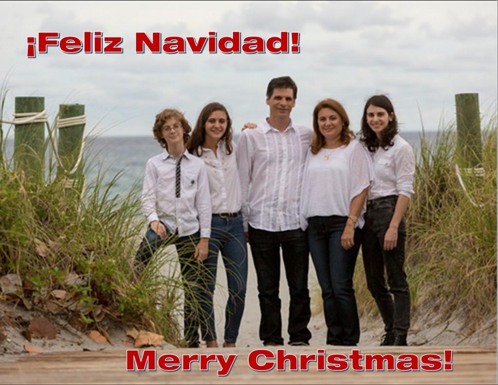 Merry Christmas - Feliz Navidad - Feliz Natal