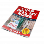 "Miori launches his ""I Can Sell My Home"" book."