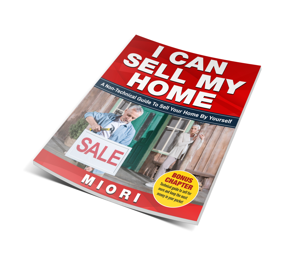 I Can Sell My Home - by Jose Miori